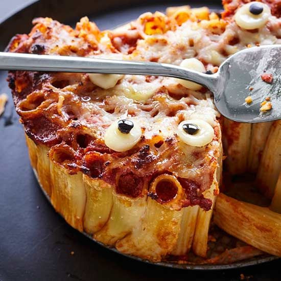 Halloween Dinner Recipes With Pictures  Pre Candy Halloween Dinner Ideas