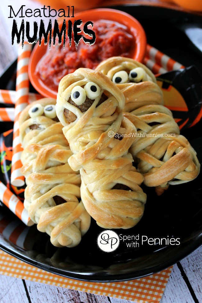 Halloween Dinner Recipes With Pictures  Spooktacular Halloween Dinner Ideas