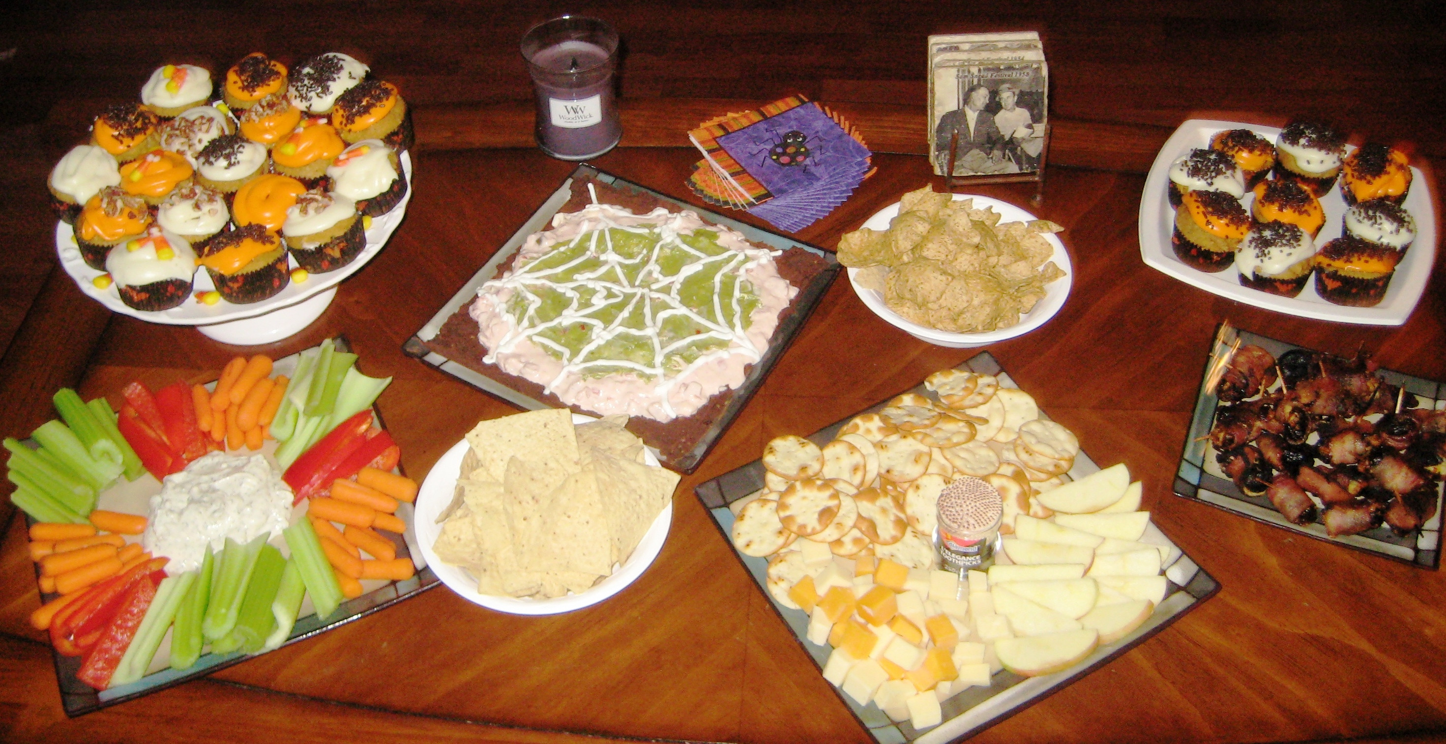 Halloween Dips And Spreads  Halloween Spread