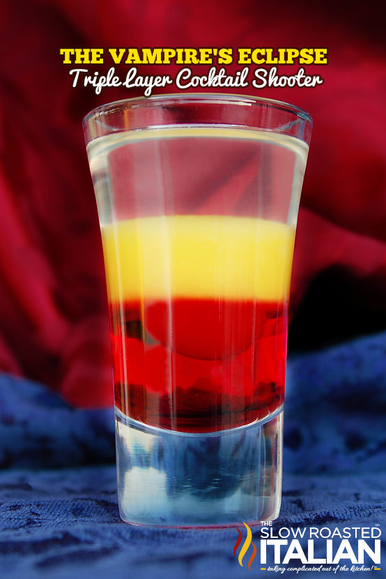 Halloween Drinks Alcohol  The Best Halloween Cocktail Recipe The Vampire s Eclipse