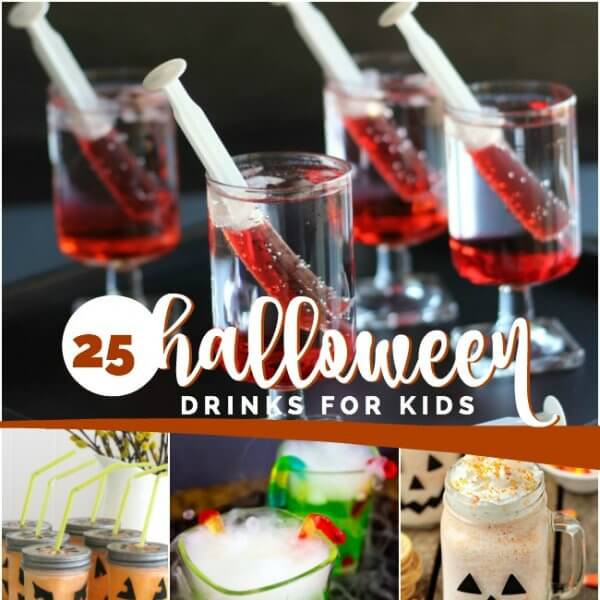 Halloween Drinks For Kids  25 Spooky Halloween Drinks for Kids