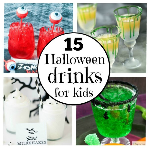 Halloween Drinks For Kids  15 spooky and fun Halloween drinks for kids My Mommy Style