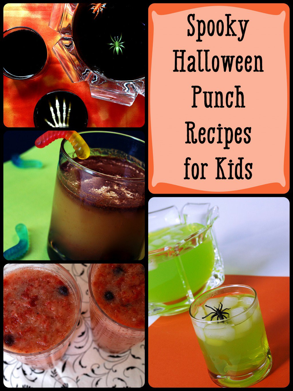 Halloween Drinks For Kids  5 Spooky Halloween Punch Recipes and Drink Ideas for Kids