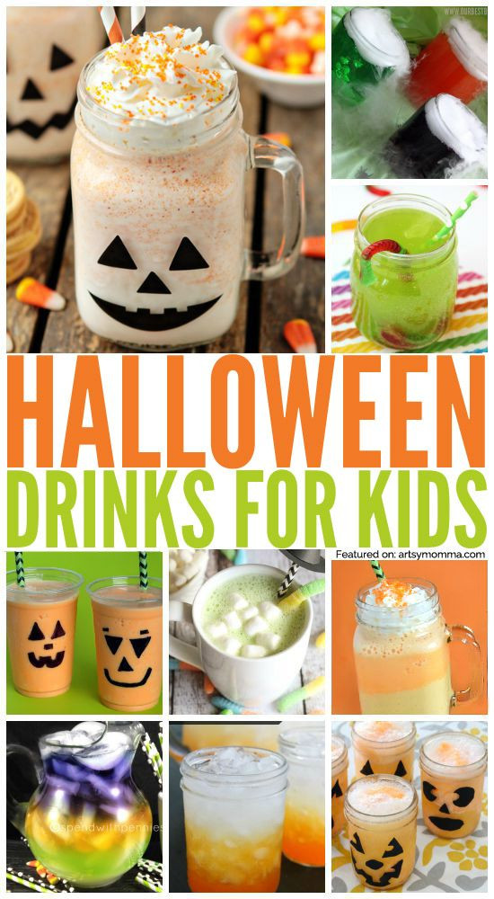 Halloween Drinks For Kids  1463 best Spook tacular Halloween Ideas images on