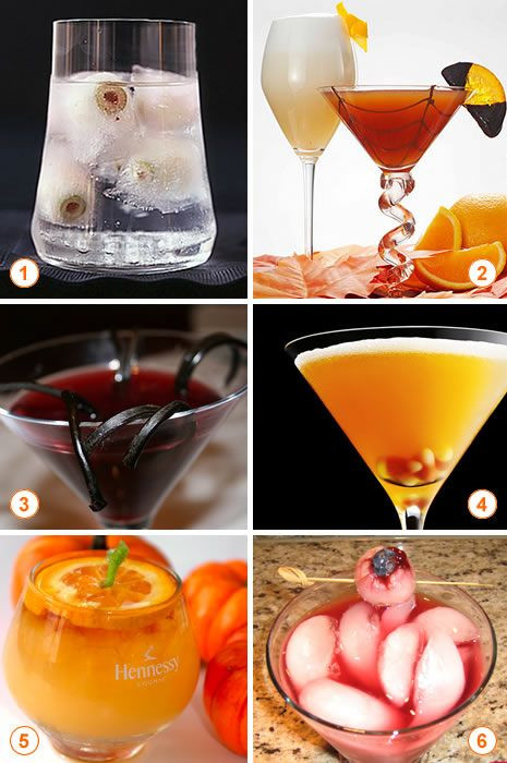 Halloween Drinks Pinterest  17 Best images about Halloween Drink Recipes on Pinterest