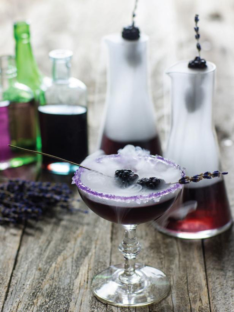 Halloween Drinks Recipes Alcoholic  22 HALLOWEEN COCKTAIL RECIPES
