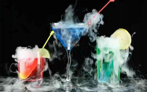 Halloween Drinks With Dry Ice  Halloween Dry IceDry Ice