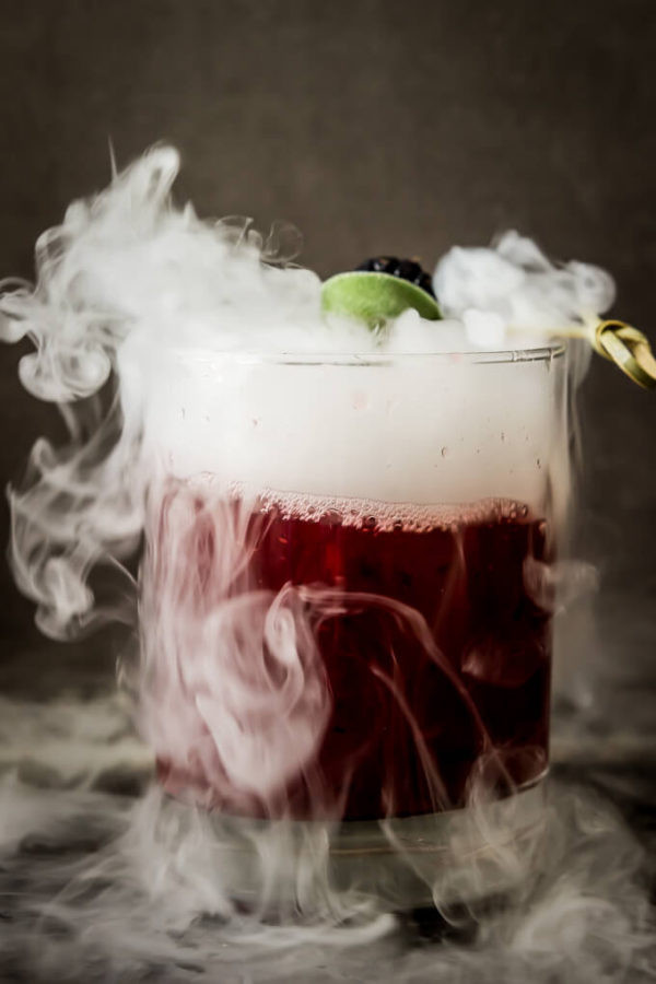 Halloween Drinks With Dry Ice  33 Halloween Cocktails for Your Spooky Night