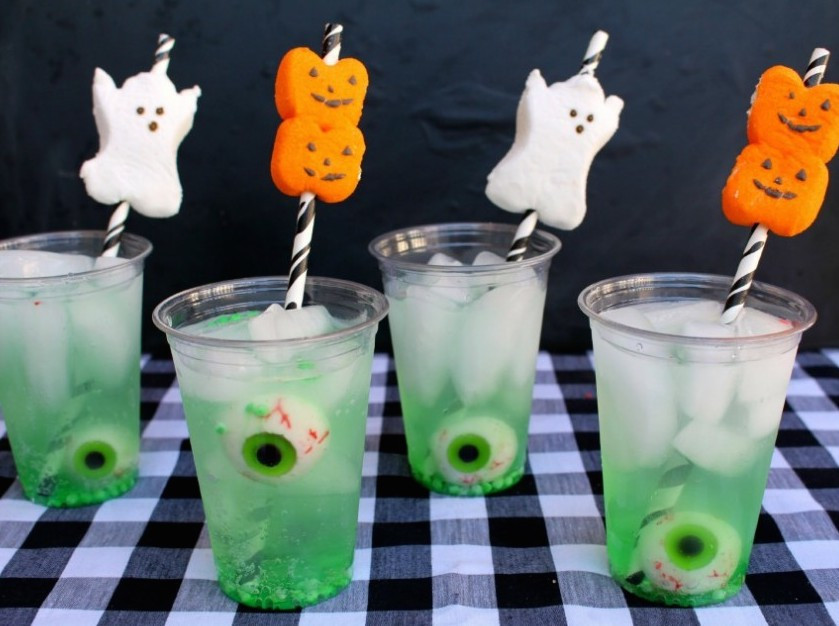 Halloween Foods And Drinks  10 Spooky Halloween Drink Recipes to Scare Your Friends