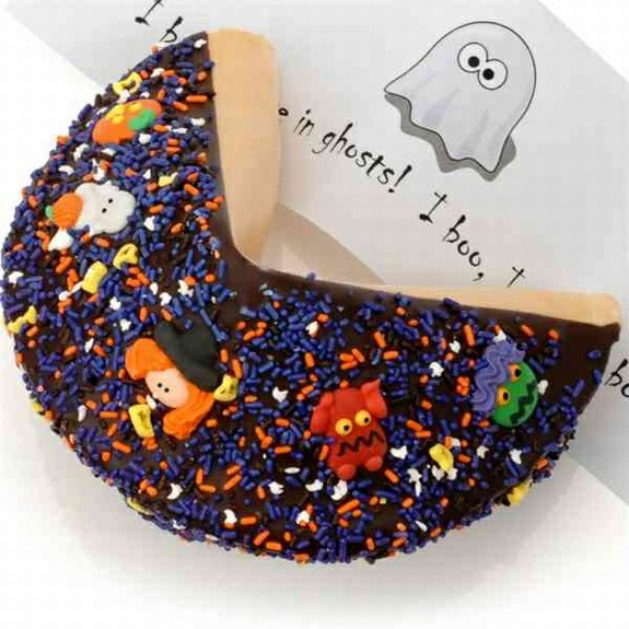 Halloween Fortune Cookies  Giant Halloween Fortune Cookies