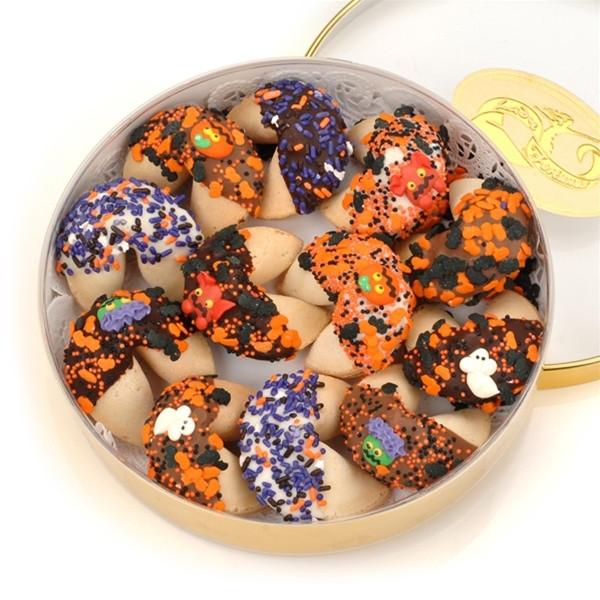 Halloween Fortune Cookies  Halloween Fortune Cookies Halloween Gifts
