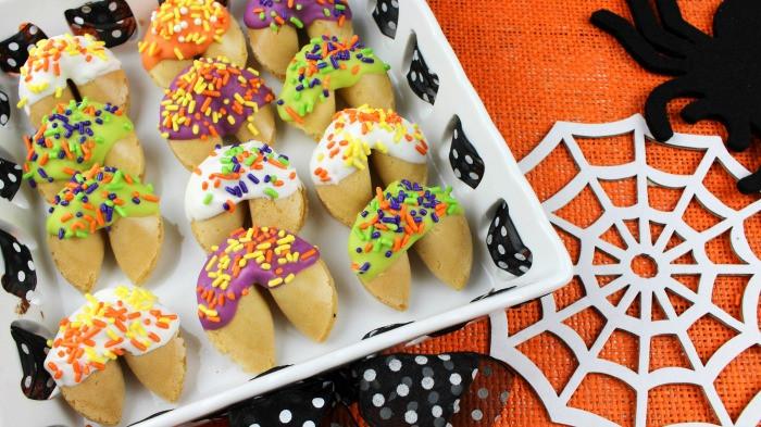 Halloween Fortune Cookies  Halloween Fortune Cookies Finding Debra