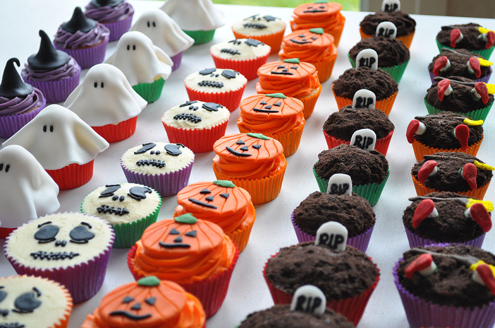Halloween Inspired Cupcakes  Cupcakes in Kildare Kildare Treats