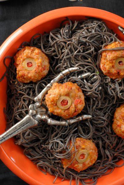 Halloween Inspired Dinners  Halloween Themed Dinner Recipes