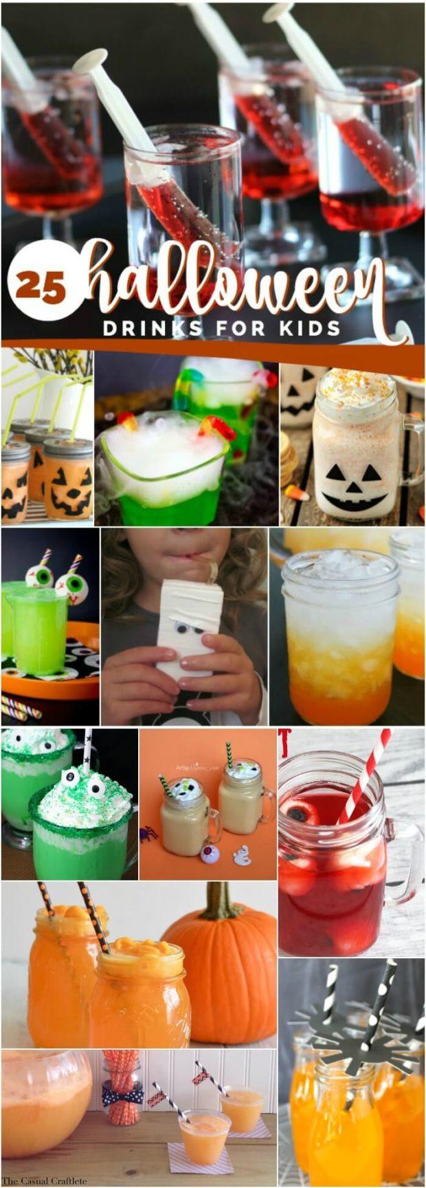 Halloween Kid Drinks  25 Halloween Drinks for Kids Spaceships and Laser Beams