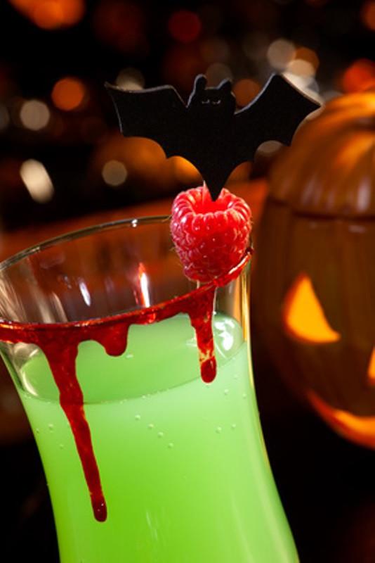 Halloween Kid Drinks  St James Plantation – Halloween Treats With The Grandkids