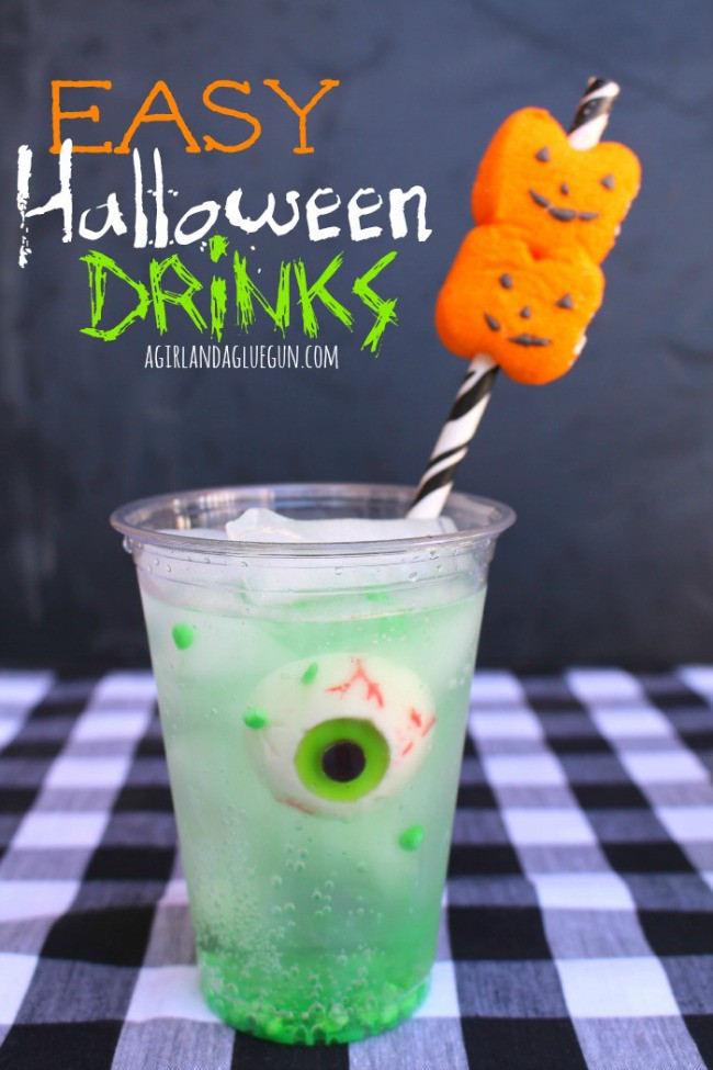 Halloween Kid Drinks  The 11 Best Halloween Drink Recipes for Kids