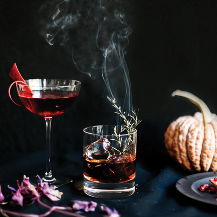 Halloween Liquor Drinks  Beautiful Halloween Cocktails You ll Actually Want to Drink