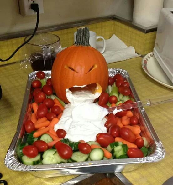 Halloween Main Dishes For Potluck  Pinterest • The world's catalog of ideas