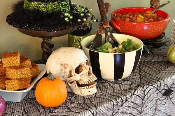 Halloween Main Dishes  Adult Halloween Party Menu