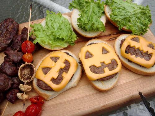 Halloween Main Dishes  Halloween Party Food Ideas
