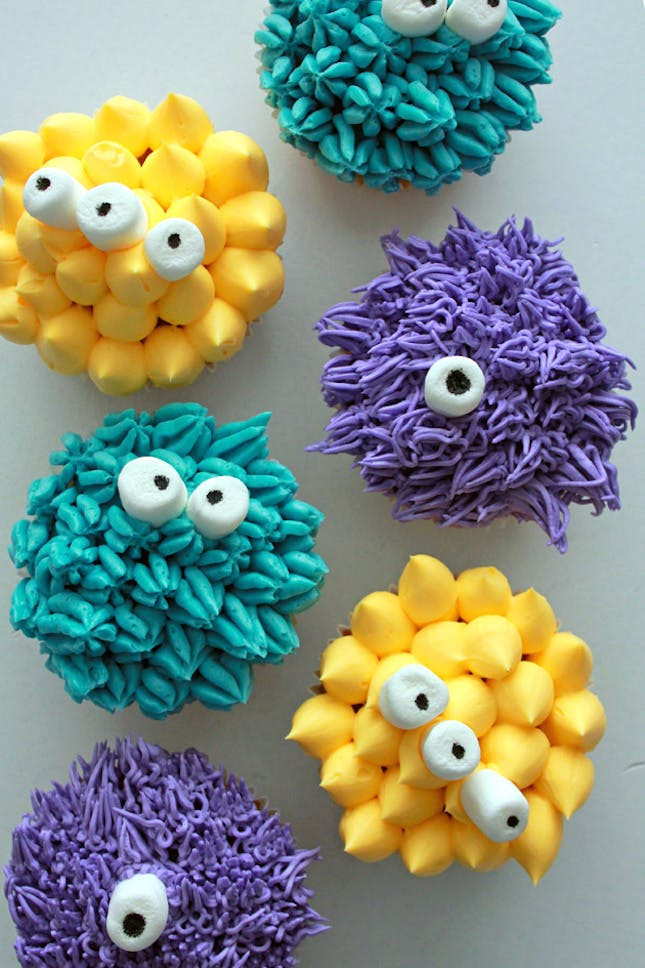 Halloween Monster Cupcakes  10 Killer Monster Cupcakes to Get You in the Halloween