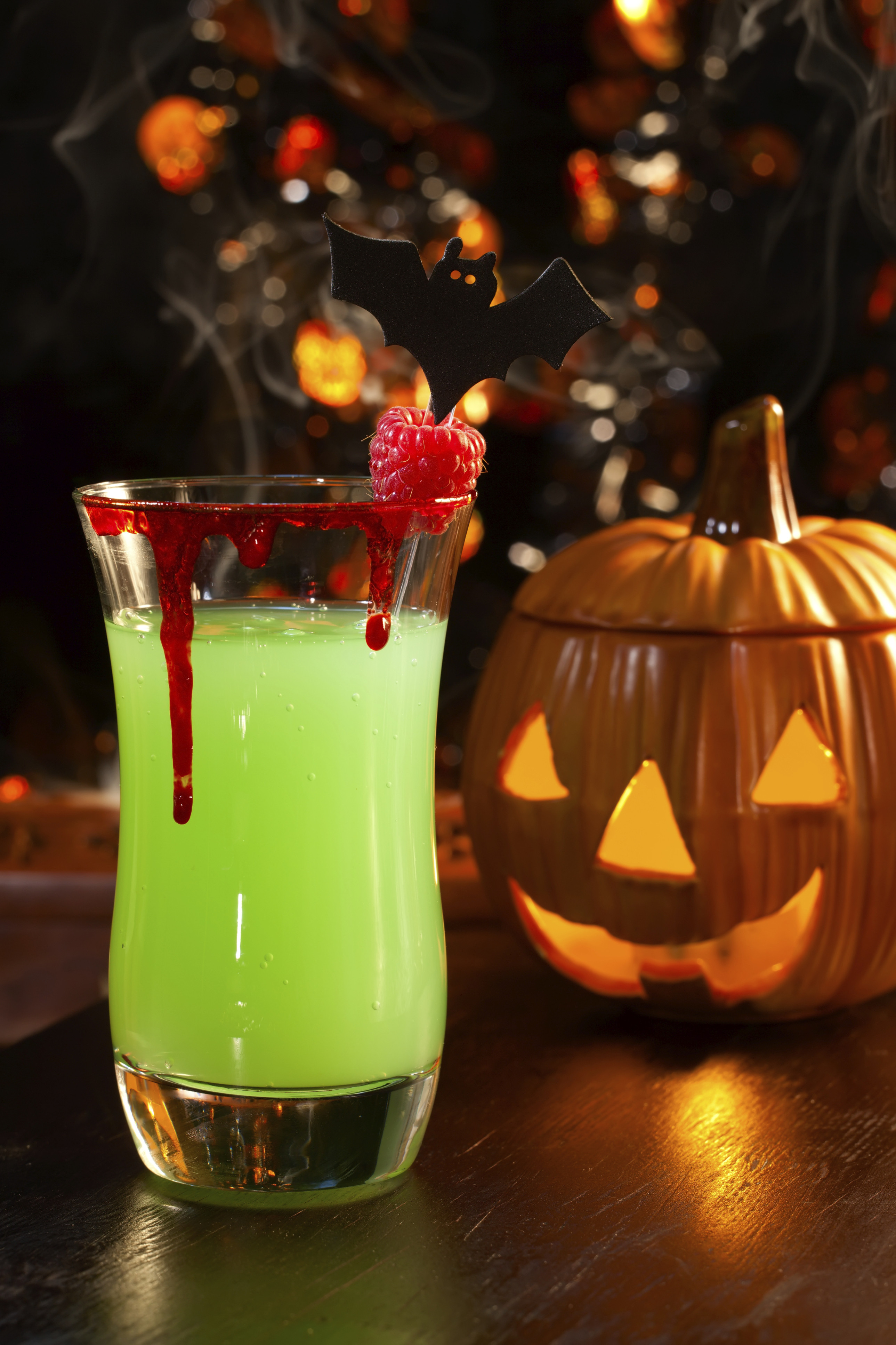 Halloween Party Alcoholic Drinks  3 Terror ific Halloween Party Treats A Pinch of This a