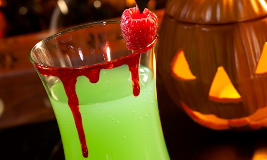 Halloween Party Alcoholic Drinks  Perfectly Punchy Halloween Party Drinks
