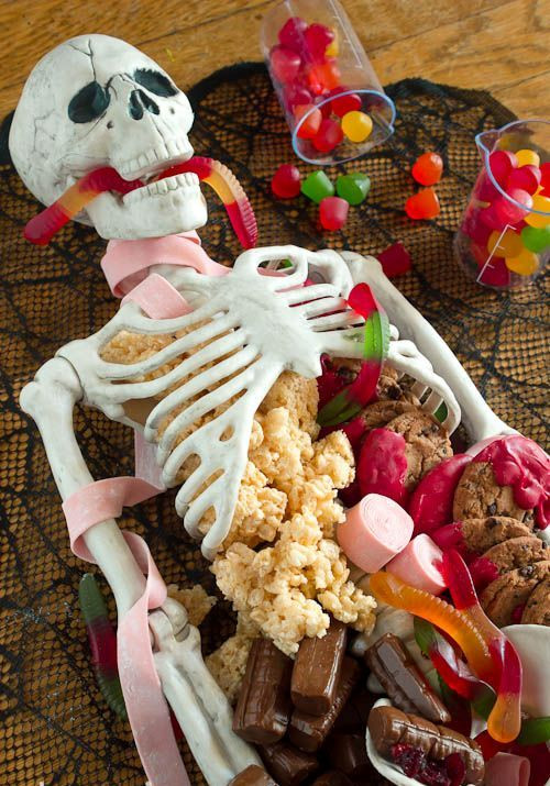 Halloween Party Desserts  35 Creative And Spooky Halloween Food Ideas Shelterness