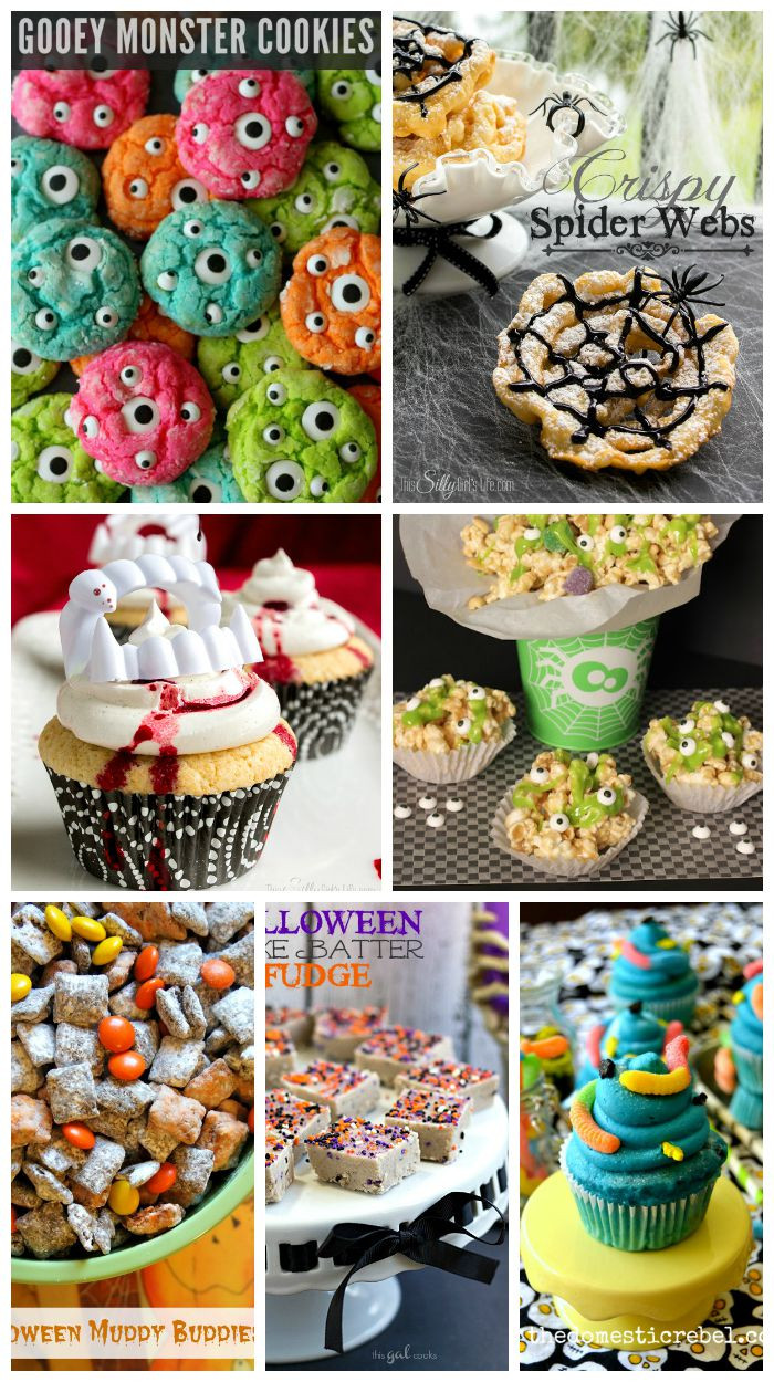 Halloween Party Desserts  31 Halloween Party Ideas Bread Booze Bacon