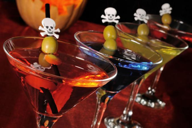 Halloween Party Drinks  Halloween Party Drink Recipes