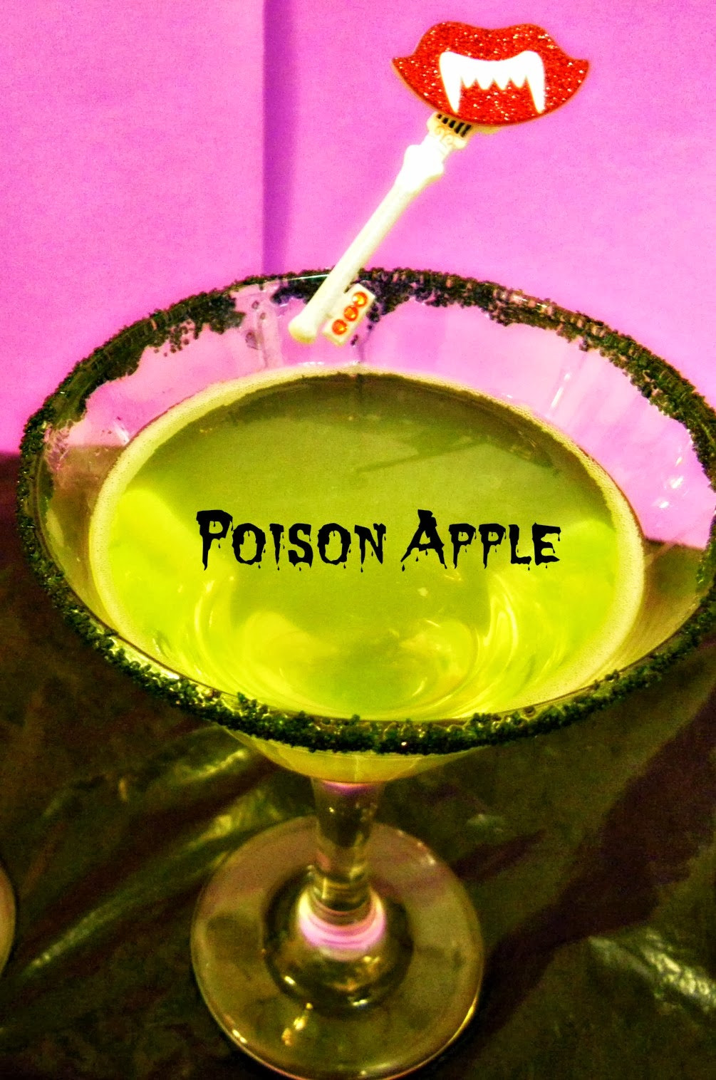 Halloween Party Drinks  cooking the recipe Halloween Party Drinks BOOOOZE