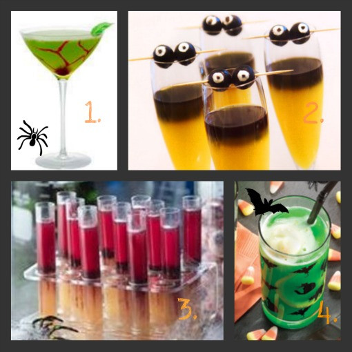 Halloween Party Drinks For Adults  30 SPOOKY HALLOWEEN PARTY IDEAS Godfather Style