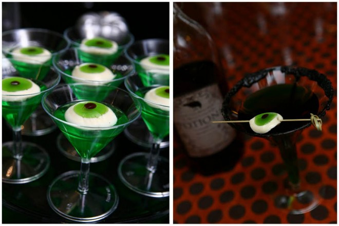 """Halloween Party Drinks For Adults  """"Haunted House""""warming Halloween Party"""