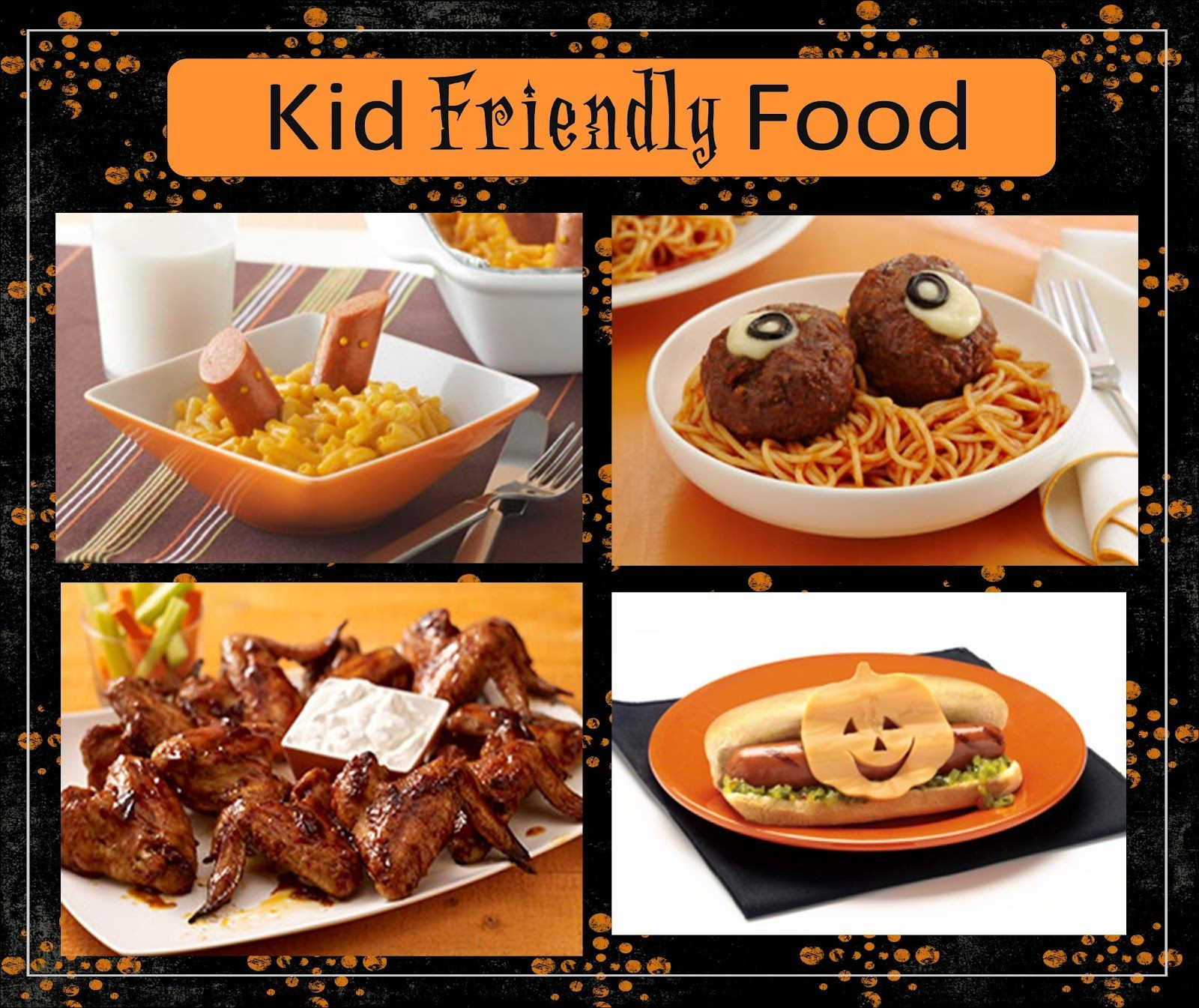 Halloween Party Main Dishes  Looking for a Halloween menu Choose from 39 different