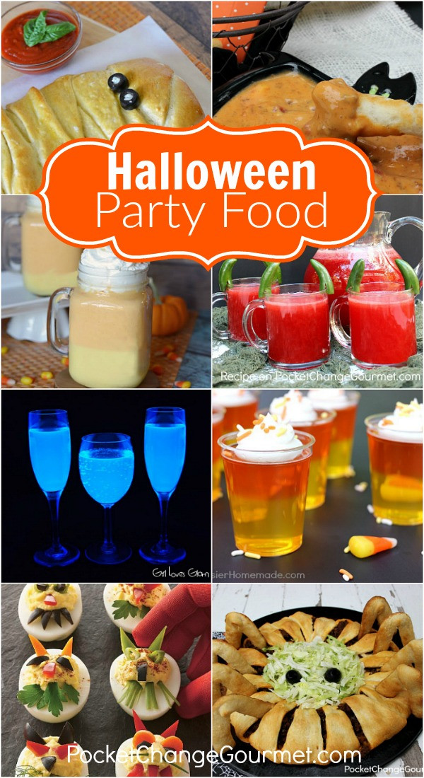 Halloween Party Main Dishes  Halloween Party Food Recipes
