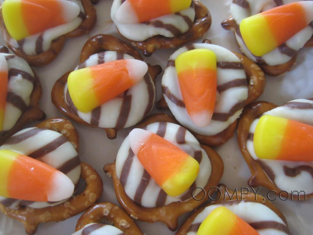 Halloween Pretzels Treats  Genesis Hallowe'en Open House – Homemade Treats