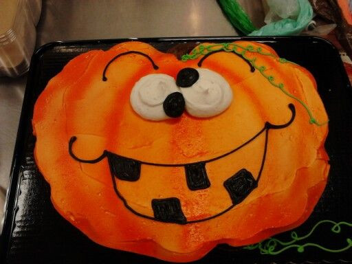 Halloween Pull Apart Cupcakes  1054 best images about Cupcake Cakes on Pinterest