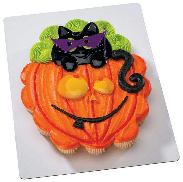 Halloween Pull Apart Cupcakes  2713 best Cupcake Cakes Cupcake Pull Apart Cakes images