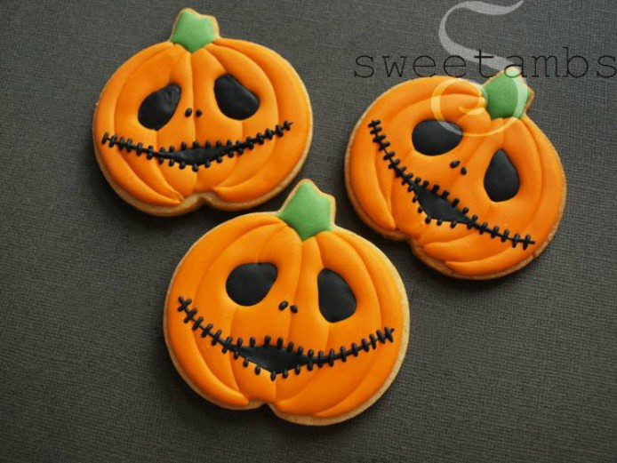 Halloween Pumpkin Cookies  Pumpkin Halloween Cookies 5 Pumpkin Halloween Cookies You