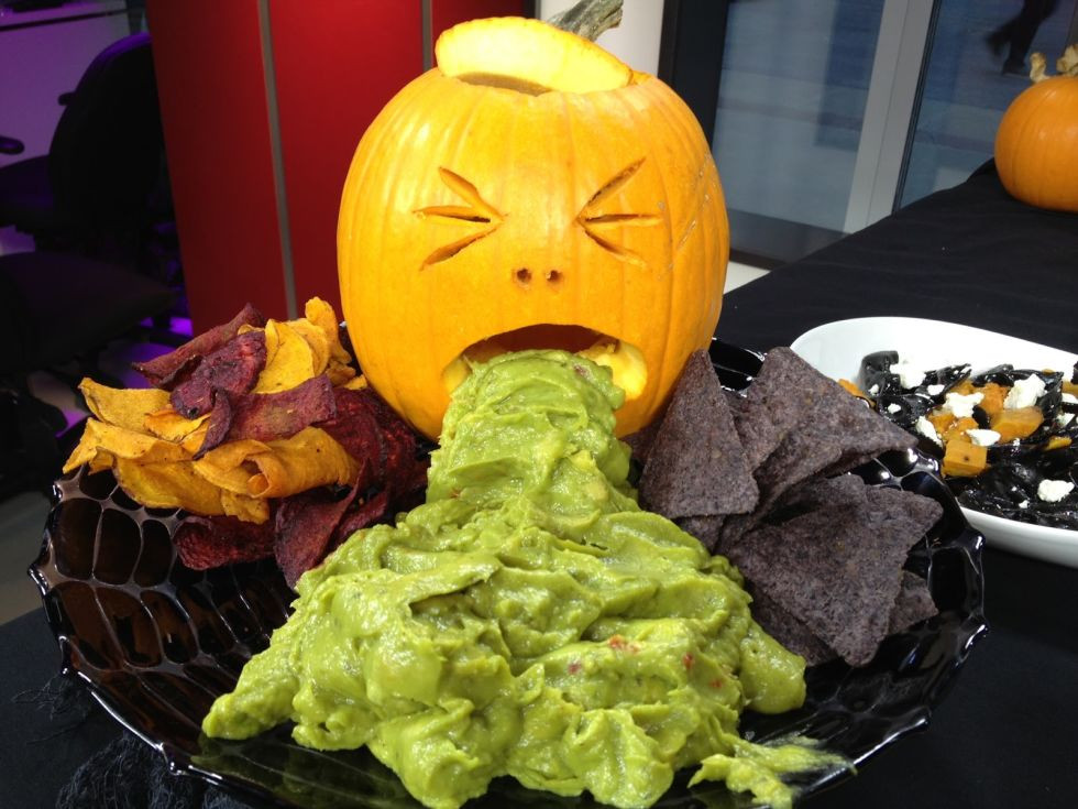 Halloween Pumpkin Recipes  Tasty and Grossy yet Scary Halloween Foods