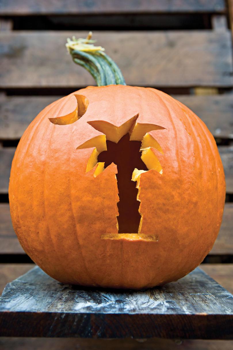 Halloween Pumpkin Recipes  33 Halloween Pumpkin Carving Ideas Southern Living