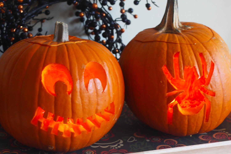 Halloween Pumpkin Recipes  DIY How I Carved These Cute Pumpkins