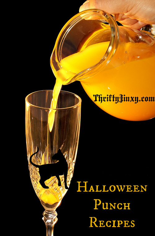 Halloween Punch Bowl Recipes  Halloween Punch Recipes Add Fun to Your Party Thrifty