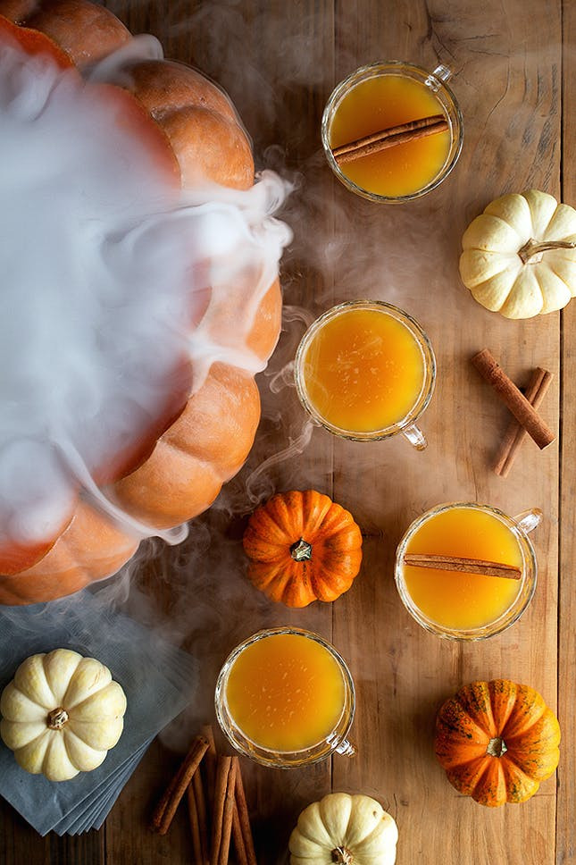 Halloween Punch Bowl Recipes  10 Halloween Punch Recipes to Get the Party Started