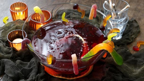 Halloween Punch Bowl Recipes  BBC Food Recipes Halloween punch