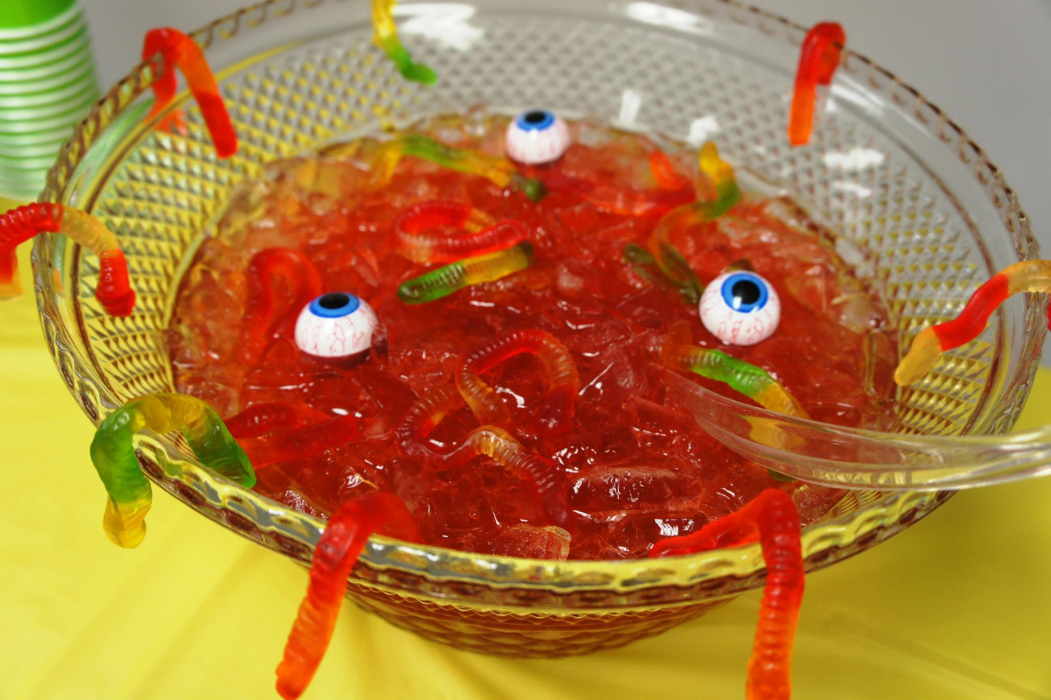 Halloween Punch Bowl Recipes  A Halloween Family Night