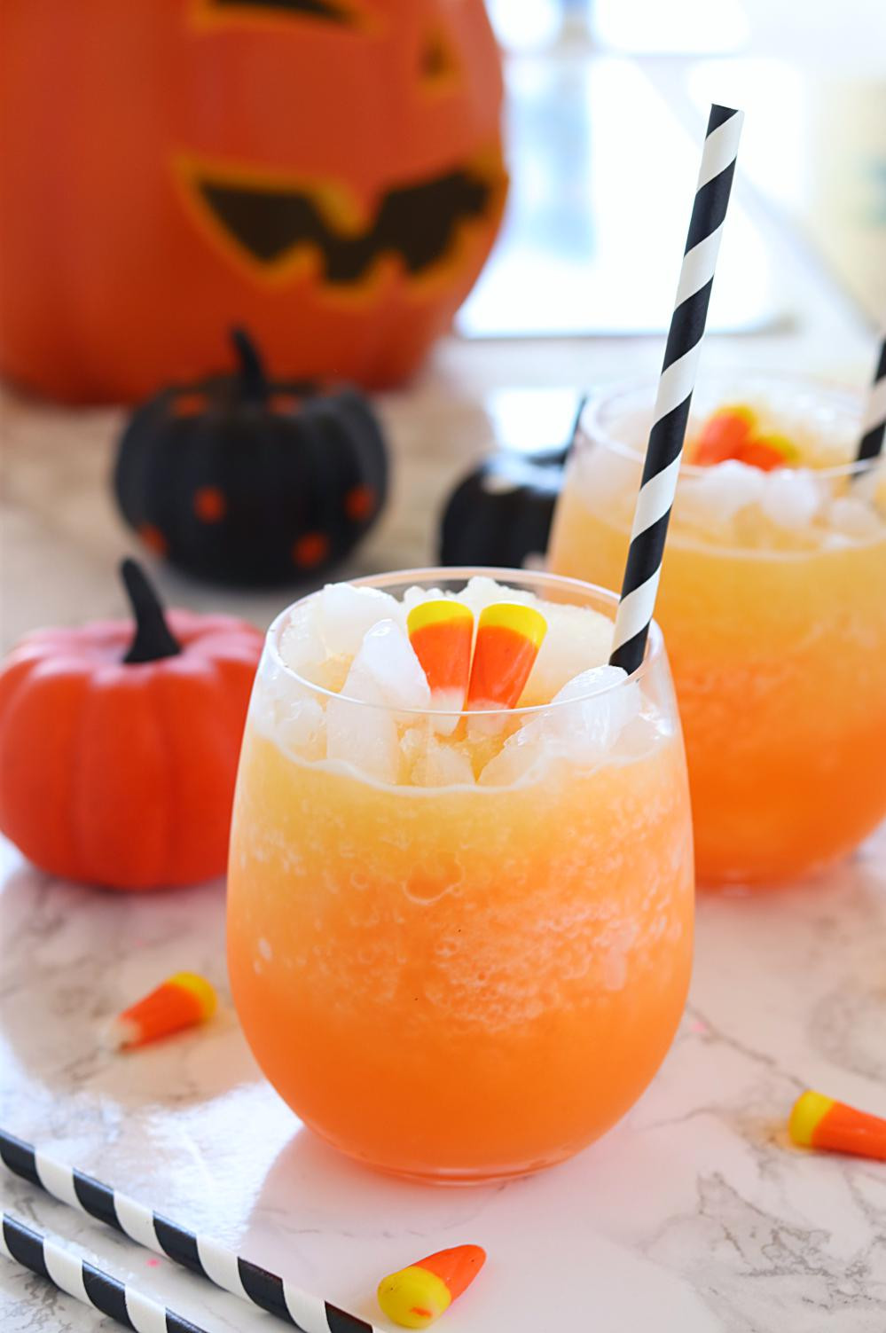 Halloween Punch Bowl Recipes  Halloween Orange Sherbet Punch Halloween party Punch