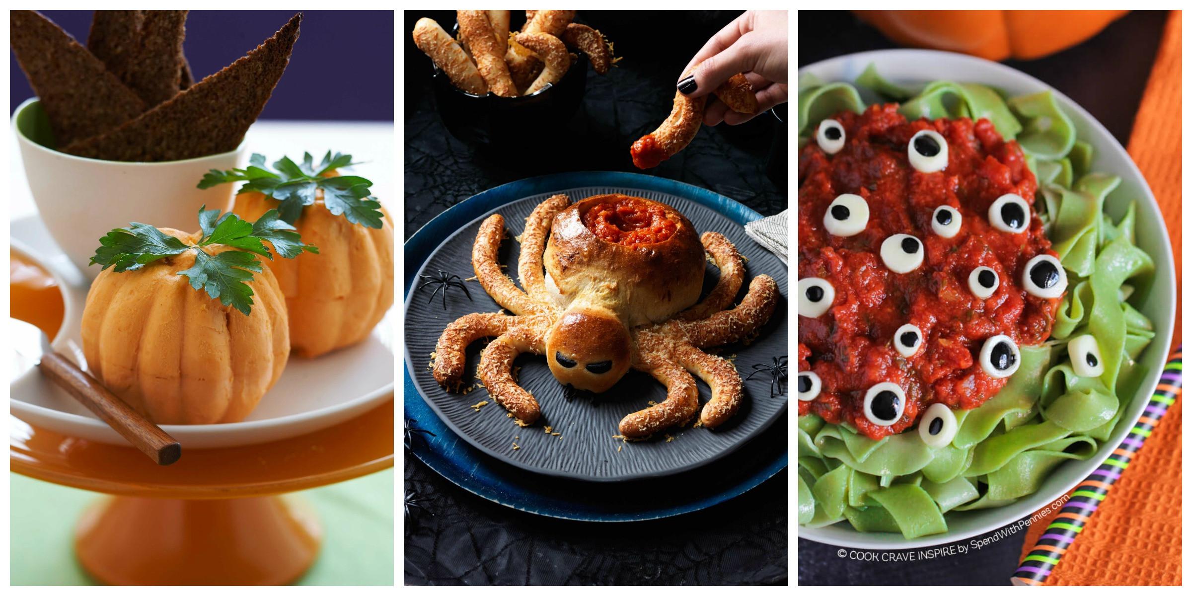Halloween Recipes Dinner  25 Spooky Halloween Dinner Ideas Best Recipes for
