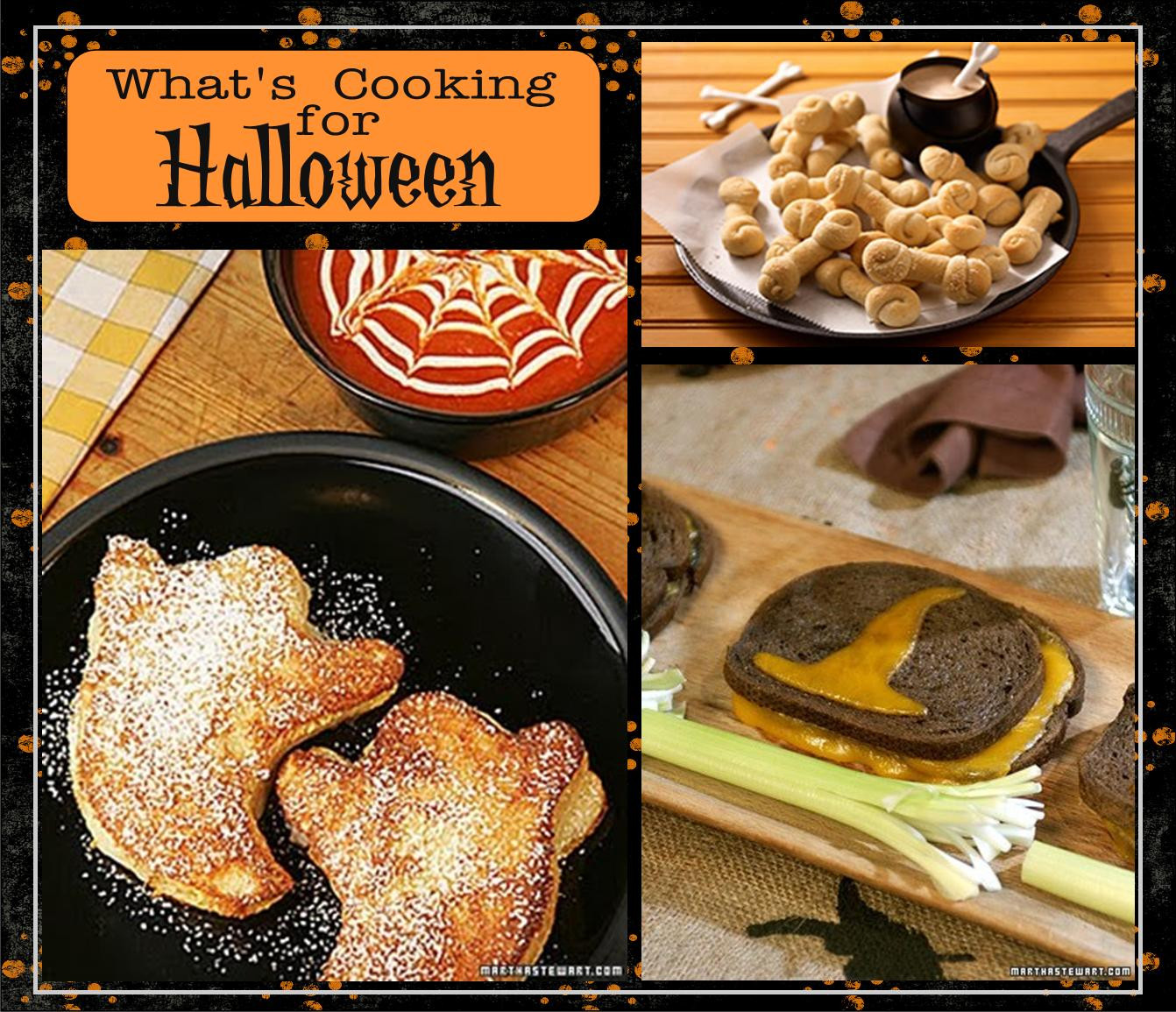 Halloween Recipes Dinner  39 Halloween Themed Dinners Get All The Recipes